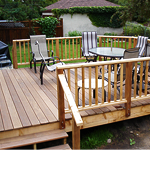Deck Designs / Deck Building Contractors St Paul