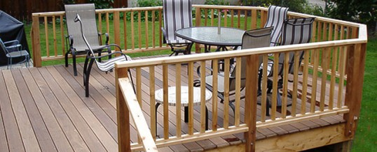Decks, Porches and Pergolas
