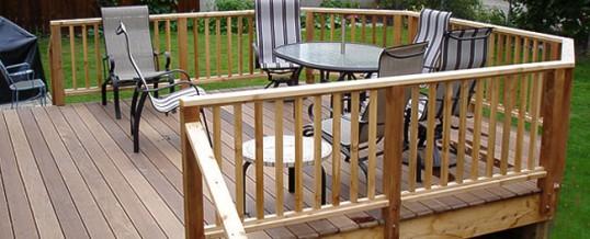 Decks, Porches and Pergolas