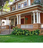 Front Porch Design and Sunroom Additions St Paul